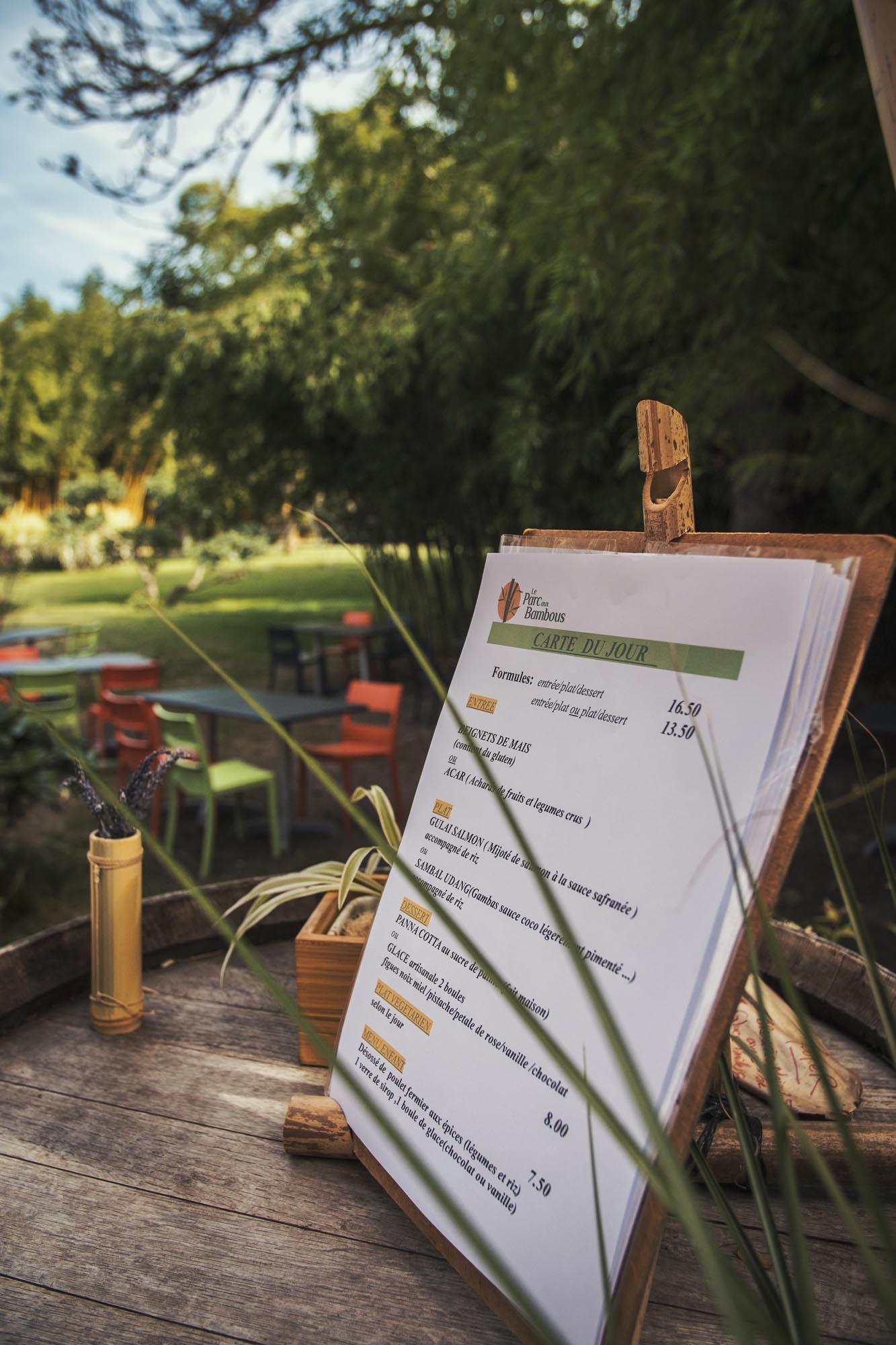 Parc Aux Bambous English